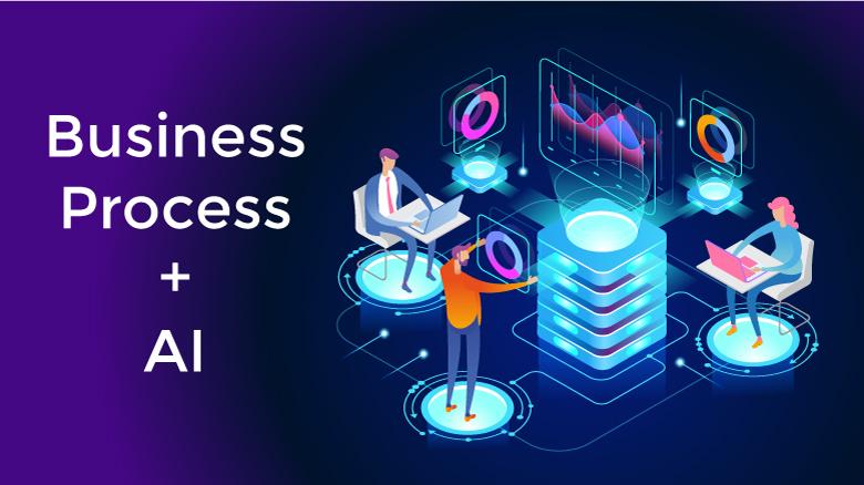 ビジネスプロセス+AI